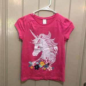Gymboree Used Upick Top Tee Blouse Size 6-12